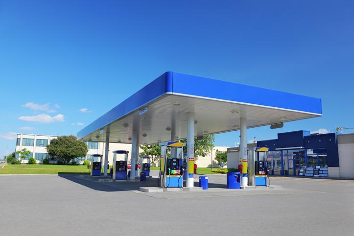 Tankstellen sind Spezialgewerbeimmobilien.